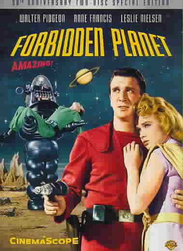 FORBIDDEN PLANET:50TH ANNIVERSARY EDI BY NIELSEN,LESLIE (DVD)